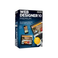 MAGIX Web Designer Premium - (v. 10) - licence - Download - ESD - Win - English