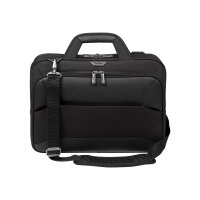 "Targus Mobile VIP Topload - Notebook carrying case - Laptop Bag - 12"" - 15.6"" - black"