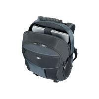 "Targus XL 17 - 18 inch / 43.1cm - 45.7cm Laptop Backpack - Notebook carrying backpack - 18"" - black, blue"