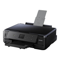 Epson Expression Premium XP-900 - Multifunction printer - colour - ink-jet - A3 (297 x 420 mm) (original) - A3 (media) - up to 28 ppm (printing) - 100 sheets - USB, USB host, Wi-Fi