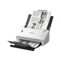 Epson WorkForce DS-410 - Document scanner - Duplex - A4 - 600 dpi x 600 dpi - up to 26 ppm (mono) / up to 26 ppm (colour) - ADF (50 sheets) - up to 3000 scans per day - USB 2.0