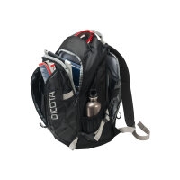 """Dicota Active - Notebook carrying backpack - 15.6"""" - black"""