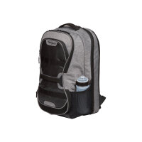 """Targus Work + Play Fitness - Notebook carrying backpack - 15.6"""" - grey"""