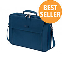 "DICOTA Multi BASE Laptop Bag 17.3"" - Notebook carrying case - 17.3"" - blue"