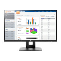 "HP VH240a - LED Computer Monitor - 23.8"" (23.8"" viewable) - 1920 x 1080 Full HD (1080p) - IPS - 250 cd/m² - 1000:1 - 5 ms - HDMI, VGA - speakers - black"