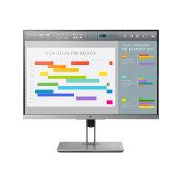 "HP EliteDisplay E243i - LED Computer Monitor - 24"" - 1920 x 1200 WUXGA - IPS - 300 cd/m² - 1000:1 - 5 ms - HDMI, VGA, DisplayPort - silver"