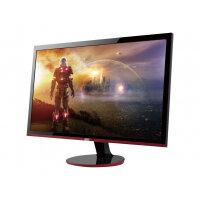 """AOC G2778VQ - LED monitor - 27"""" - 1920 x 1080 Full HD (1080p) - 300 cd/m² - 1000:1 - 1 ms - HDMI, VGA, DisplayPort - speakers - black, red"""