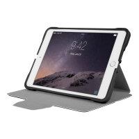 Targus 3D Protection Case - Flip cover for tablet - rugged - polyurethane - for Apple iPad mini; iPad mini 2; 3; 4