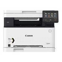 Canon i-SENSYS MF631Cn - Multifunction printer - colour - laser - A4/Legal (media) - up to 18 ppm (copying) - up to 18 ppm (printing) - 150 sheets - USB 2.0, Gigabit LAN, USB host