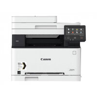 Canon i-SENSYS MF633Cdw - Multifunction printer - colour - laser - A4/Legal (media) - up to 18 ppm (copying) - up to 18 ppm (printing) - 150 sheets - USB 2.0, Gigabit LAN, Wi-Fi(n), USB host