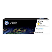 HP 205A - Yellow - original - LaserJet - toner cartridge (CF532A) - for Color LaserJet Pro MFP M180n, MFP M180nw, MFP M181fw
