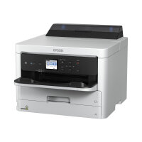 Epson WorkForce Pro WF-C5210DW - Printer - colour - Duplex - ink-jet - A4/Legal - 4800 x 1200 dpi - up to 34 ppm (mono) / up to 34 ppm (colour) - capacity: 330 sheets - USB 2.0, Gigabit LAN, Wi-Fi(n), USB host, NFC