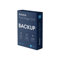 Acronis True Image Advanced - Subscription licence (1 year) - 1 computer, 250 GB cloud storage space - Win, Mac, Android, iOS