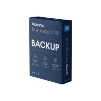 Acronis True Image Advanced - Subscription licence (1 year) - 5 computers, 250 GB cloud storage space - Win, Mac, Android, iOS
