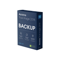 Acronis True Image Premium - Subscription licence (1 year) - 3 computers, 1 TB cloud storage space - Win, Mac, Android, iOS