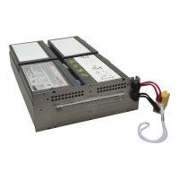 APC Replacement Battery Cartridge #133 - UPS battery - 1 x Lead Acid - black - for SMT1500RM2U, SMT1500RM2UTW, SMT1500RMI2U, SMT1500RMUS