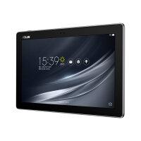 "ASUS ZenPad 10 Z301ML - Tablet - Android 7.0 (Nougat) - 16 GB Embedded Multi-Chip Package - 10.1"" IPS (1280 x 800) - microSD slot - 4G - LTE - quartz grey"