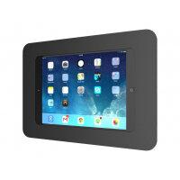 "Compulocks Rokku - iPad 9.7"" / Galaxy Tab A 9.7"" / S2 9.7"" / S3 9.7"" Wall Mount Enclosure - Black - Wall mount for tablet - black - for Apple 9.7-inch iPad Pro; iPad Air; iPad Air 2; Samsung Galaxy Tab A, Tab S2, Tab S3"