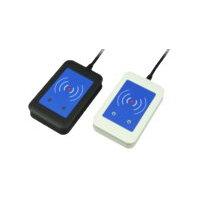 Elatec TWN4 Mifare NFC-P - NFC / RFID reader - USB - 125 KHz / 134.2 KHz / 13.65 MHz - white - for Phaser 3330, 6510; VersaLink B600, B610, C400; WorkCentre 36XX, 53XX, 6515, 66XX, 72XX
