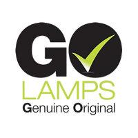 GO Lamps - Projector lamp (equivalent to: BenQ 5J.J0W05.001) - 180 Watt - 3000 hour(s) (standard mode) / 4000 hour(s) (economic mode) - for BenQ W1000