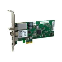 Hauppauge WinTV HVR-5525 - Digital / analogue TV tuner / radio tuner / video capture adapter - DVB-C, DVB-S2, DVB-T2 - HDTV - PCIe low profile - SECAM, PAL
