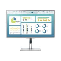 "HP EliteDisplay E273 - LED Computer Monitor - 27"" - 1920 x 1080 Full HD (1080p) - IPS - 250 cd/m² - 1000:1 - 5 ms - HDMI, VGA, DisplayPort"