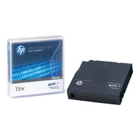 HPE Ultrium RW Data Cartridge - LTO Ultrium 7 - 6 TB / 15 TB - write-on labels - slate blue