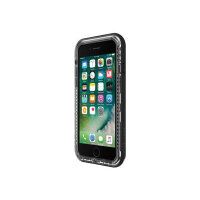 LifeProof NËXT Apple iPhone 7/8 - Back cover for mobile phone - black crystal - for Apple iPhone 7, 8