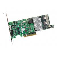 LSI MegaRAID SAS 9271-8i Kit - Storage controller (RAID) - 8 Channel - SAS low profile - 600 MBps - RAID 0, 1, 5, 6, 10, 50, 60 - PCIe 3.0 x8