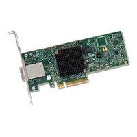 LSI SAS 9300-8e SGL - Storage controller - 8 Channel - SATA 6Gb/s / SAS 12Gb/s low profile - PCIe 3.0 x8
