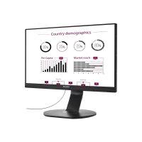 "Philips Brilliance B-line 241B7QUPEB - LED Computer Monitor - 24"" (23.8"" viewable) - 1920 x 1080 Full HD (1080p) - IPS - 250 cd/m² - 1000:1 - 5 ms - VGA, USB - speakers - black, textured black"