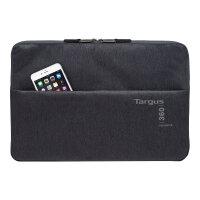 "Targus 360 Perimeter Sleeve - Notebook sleeve - 13.3"" - ebony"