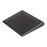 "Targus Laptop Cooling Pad for 15-17"" laptops - Notebook fan - grey, black"