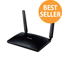 TP-Link TL-MR6400 - Wireless router - WWAN - 4-port switch - 802.11b/g/n - 2.4 GHz