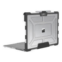 UAG Plasma Series Rugged Case for Surface Laptop - Notebook top and rear cover - ice - for Microsoft Surface Laptop
