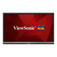 """ViewSonic ViewBoard IFP5550 - 55"""" Class LED display - interactive communication - with built-in media player and touchscreen (multi touch) - 4K UHD (2160p) 3840 x 2160"""
