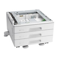 Xerox Three Tray Module - Media tray / feeder 3 tray(s) - for VersaLink B7025, B7030, B7035, C7000, C7020, C7020/C7025/C7030, C7025, C7030