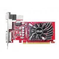 ASUS R7240-2GD5-L - Graphics card - Radeon R7 240 - 2 GB GDDR5 - PCIe 3.0 low profile - DVI, D-Sub, HDMI