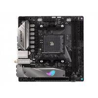 ASUS ROG STRIX X370-I GAMING - Motherboard - mini ITX - Socket AM4 - AMD X370 - USB 3.1 Gen 1, USB 3.1 Gen 2 - Bluetooth, Gigabit LAN, Wi-Fi - HD Audio (8-channel)