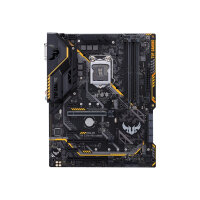 ASUS TUF Z370-PRO GAMING - Motherboard - ATX - LGA1151 Socket - Z370 - USB 3.1 Gen 1, USB 3.1 Gen 2 - Gigabit LAN - onboard graphics (CPU required) - HD Audio (8-channel)