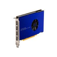 Radeon Pro WX5100 - Graphics card - Radeon Pro WX 5100 - 8 GB GDDR5 - PCIe 3.0 x16 - 4 x DisplayPort
