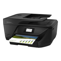 HP Officejet 6950 All-in-One - Multifunction printer - colour - ink-jet - Legal (216 x 356 mm)/A4 (210 x 297 mm) (original) - A4/Legal (media) - up to 28 ppm (copying) - up to 29 ppm (printing) - 225 sheets - 33.6 Kbps - USB 2.0, Wi-Fi(n)
