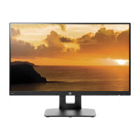 "HP VH240a - LED Computer Monitor - 23.8"" (23.8"" viewable) - 1920 x 1080 Full HD (1080p) - 250 cd/m² - 1000:1 - 5 ms - HDMI, VGA - speakers - black"