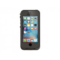 LifeProof Fre - Protective case for mobile phone - grey, grind grey - for Apple iPhone 5, 5s, SE