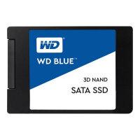 """WD Blue 3D NAND SATA SSD WDS200T2B0A - Solid state drive - 2 TB - internal - 2.5"""" - SATA 6Gb/s"""