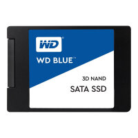 """WD Blue 3D NAND SATA SSD WDS250G2B0A - Solid state drive - 250 GB - internal - 2.5"""" - SATA 6Gb/s"""