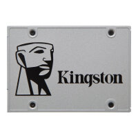 "Kingston UV400 Desktop/Notebook Upgrade Kit - Solid state drive - 960 GB - internal - 2.5"" (in 3.5"" carrier) - SATA 6Gb/s"