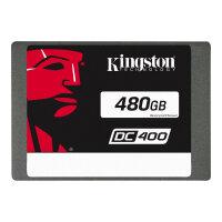 """Kingston SSDNow DC400 - Solid state drive - 480 GB - internal - 2.5"""" - SATA 6Gb/s"""