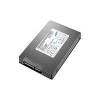 "Lenovo - Solid state drive - 256 GB - internal - 2.5"" - SATA 6Gb/s - for ThinkStation C30 (2.5""); D30 (2.5""); E32 (2.5""); P300; P310; S30 (2.5"")"