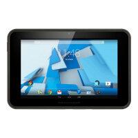"HP Pro Slate 10 EE G1 - Tablet - Android 4.4 (KitKat) - 32 GB - 10.1"" IPS (1280 x 800) - microSD slot - lava grey"